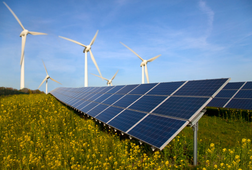 Baleares se 'mueve' para implantar energía eólica y fotovoltaica
