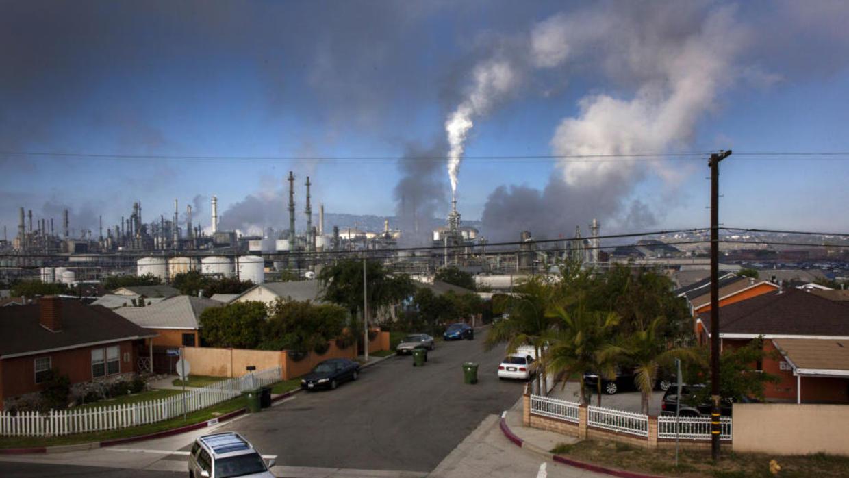 Latinos y negros norteamericanos son los más afectados por el cambio climático