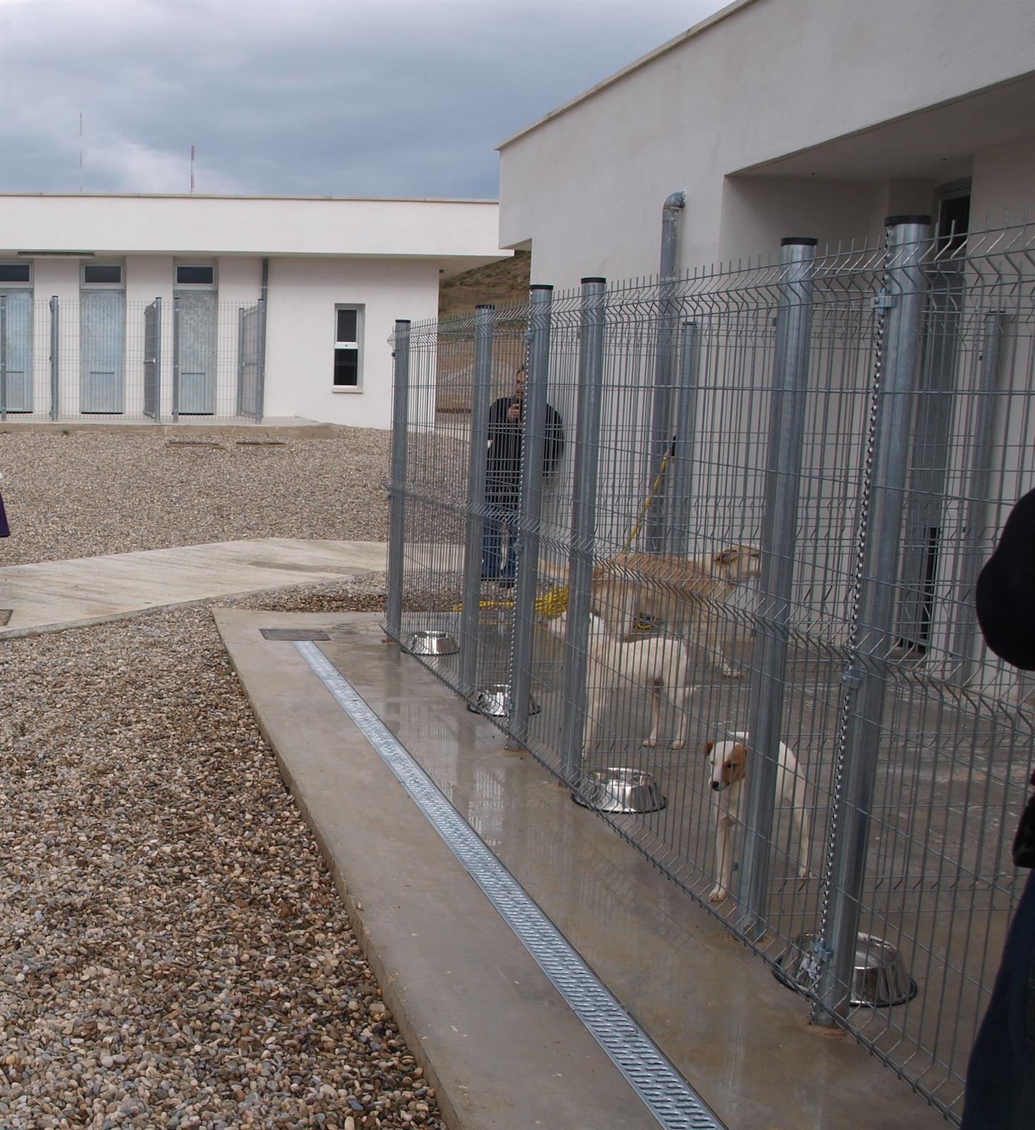 Centro de acogida de animales badajoz