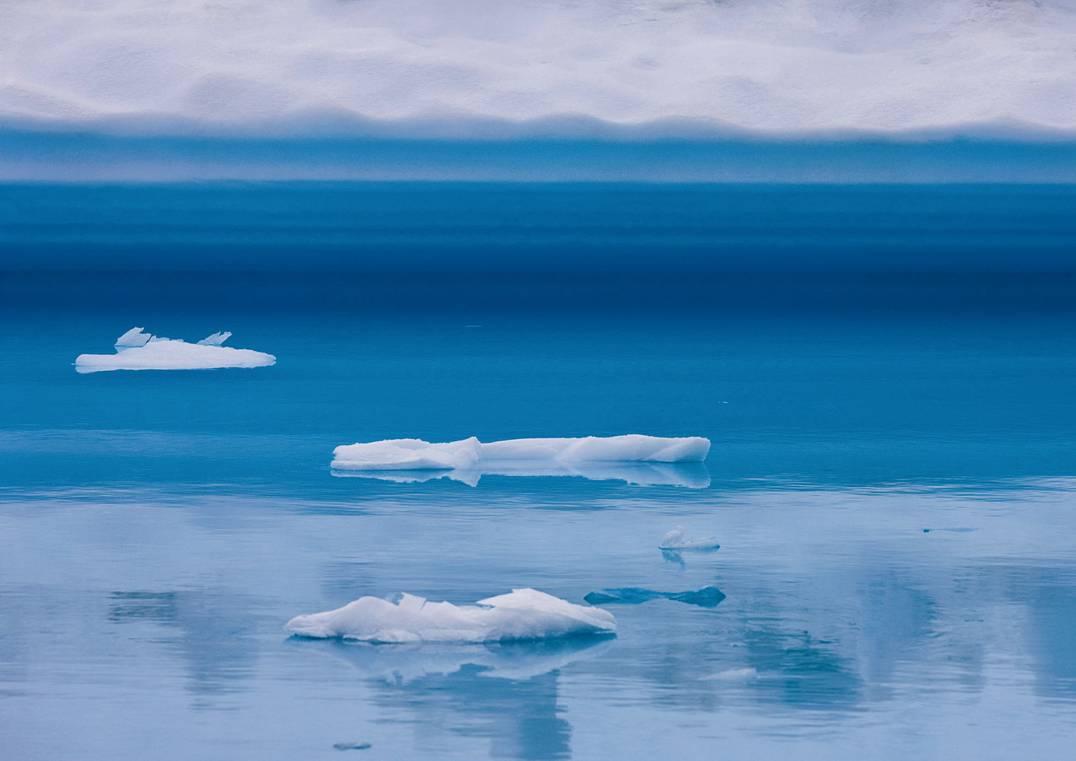 Récord histórico de mínimo de hielo en el �rtico