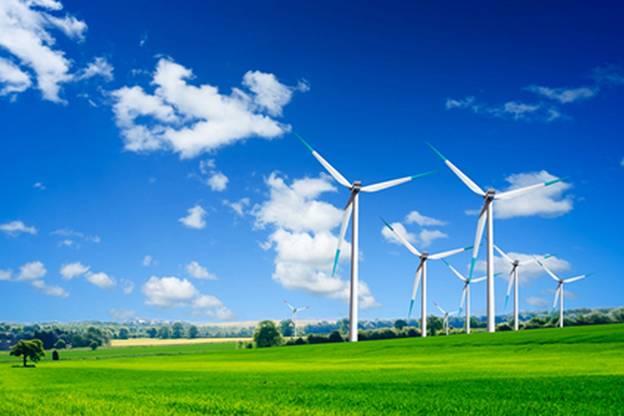 La potencia de la energía eólica aumentó en 175 MW en 2013