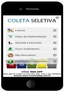 Brasil. Crean aplicación móvil para la recolección selectiva de residuos en las empresas