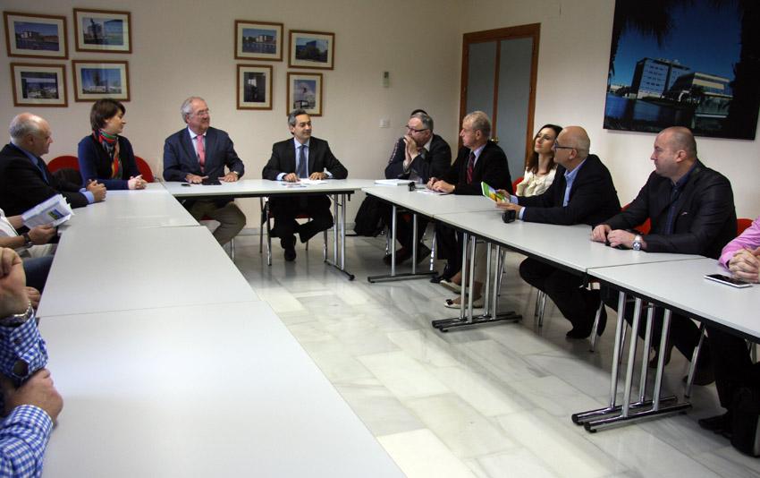 Polonia se interesa por el desarrollo renovable andaluz