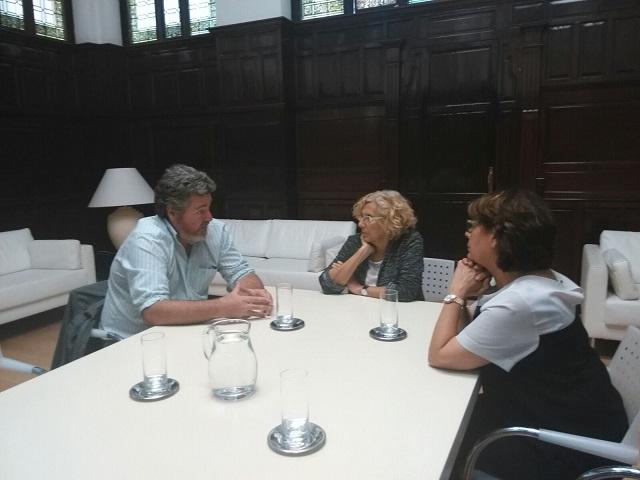 EQUO propone a Manuela Carmena que Madrid lidere las ciudades contra el cambio climático de cara a la cumbre de París (COP21)