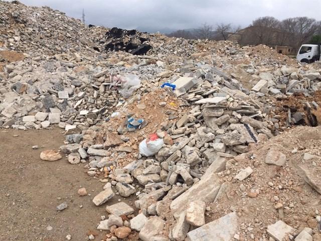 El PP pide al Consell el informe técnico enviado a Cort y al Govern por el vertido de escombros en suelo rústico