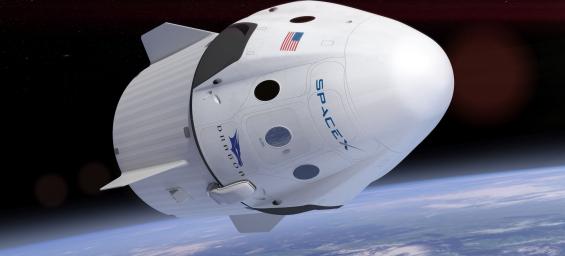 SpaceX probará el cohete con el que busca llegar a Marte