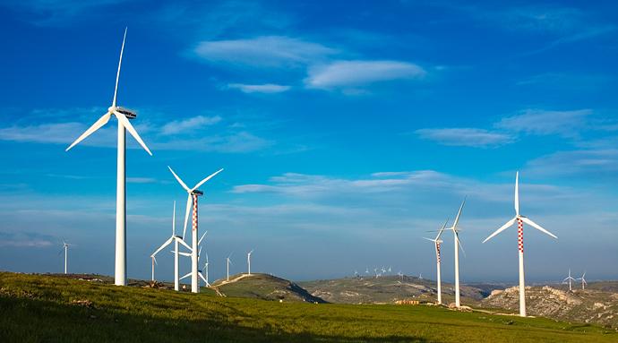 Pedro Marín destaca los 'importantes' compromisos de la UE con las energías renovables