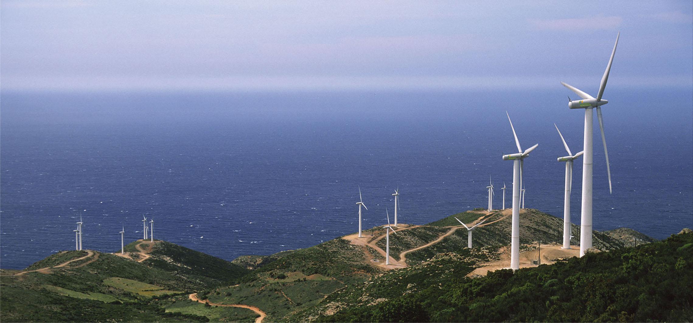 Iberdrola Renovables ha sido la empresa que más potencia renovable ha instalado en el mundo a lo largo de 2010