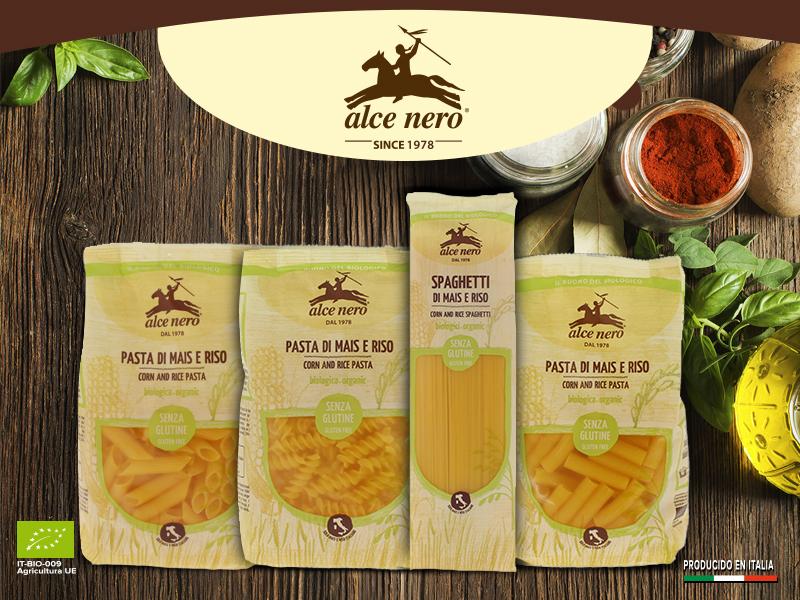 Resultado de imagen de Alce Nero, alimentos eco bio orgánicos