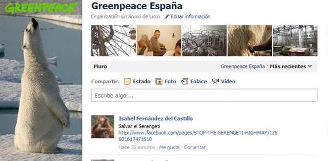Facebook ¿una compañía icono del s XXI con energía del s XIX?