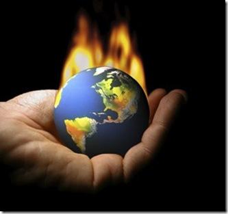 El Gobierno dice que calentamiento global es un