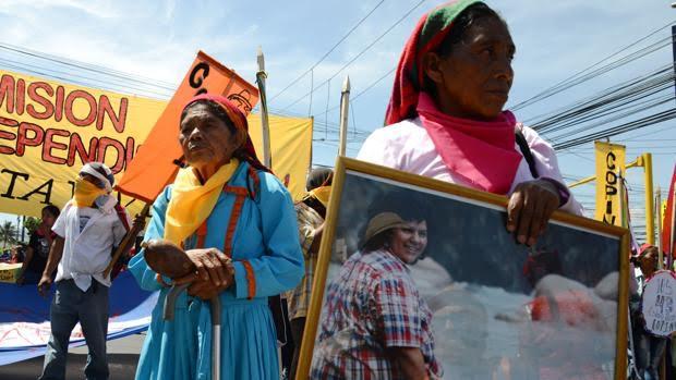 Asesinatos de ecologistas en el mundo