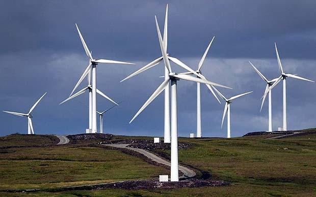 El sector eólico español 'hará las maletas'
