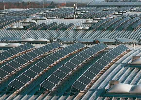 Japón quiere ser una superpotencia en energía solar