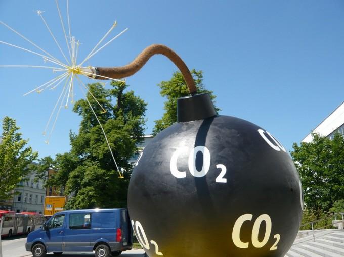 CO2. España hace el 'ridículo' en Europa