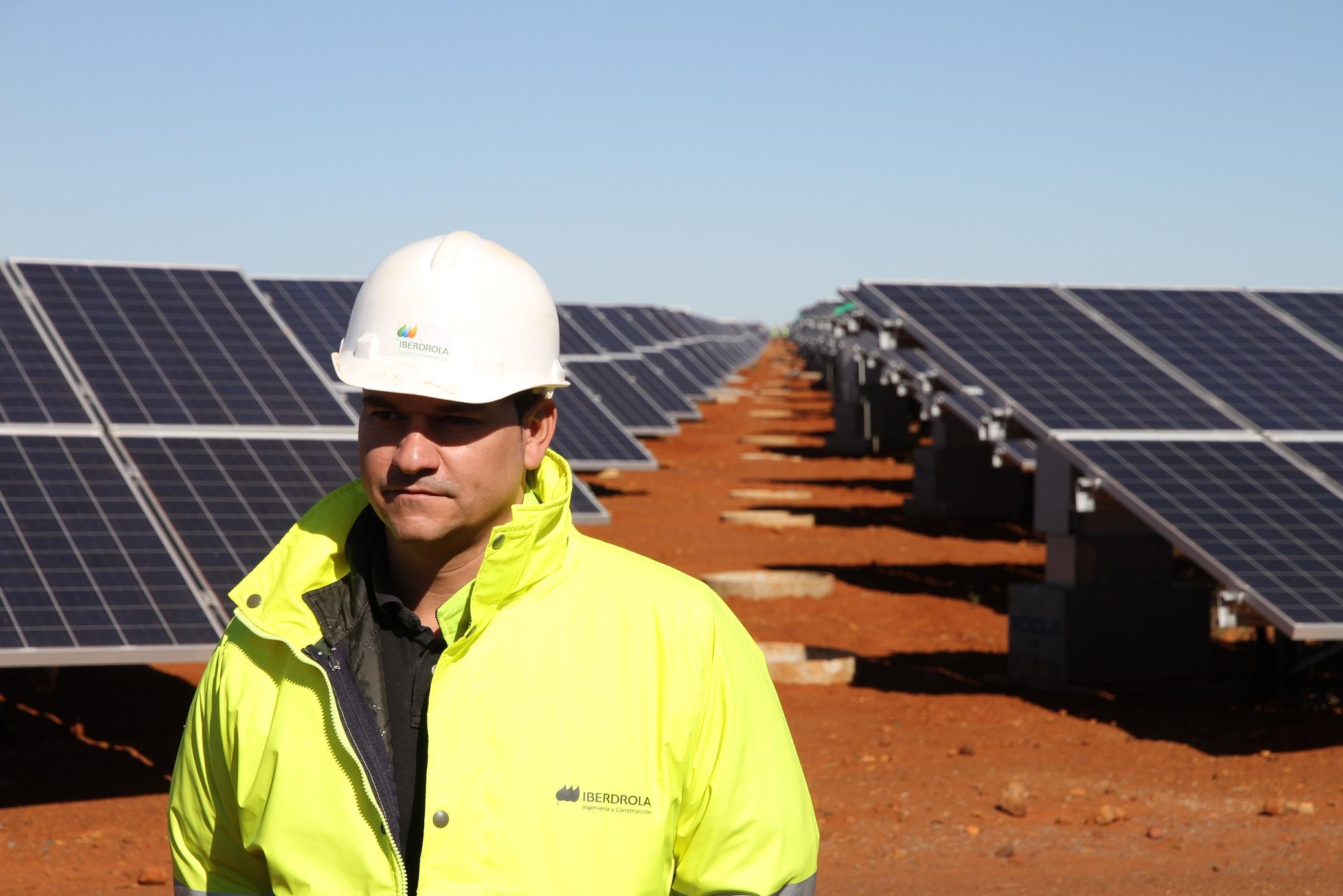 Iberdrola Ingeniería culmina su primer proyecto renovable en Sudáfrica