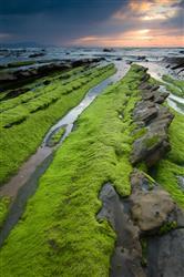 La inclusión del Geoparque de la Costa Vasca, en el listado de Unesco, es una gran noticia