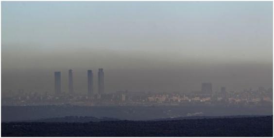 Ciudades europeas más contaminadas para 2030