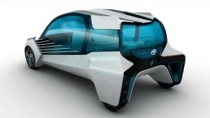 FCV Plus, el innovador coche de Toyota que genera y suministra electricidad