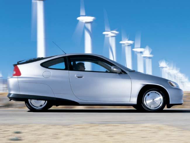Híbridos primer paso para llegar a los coches eléctricos