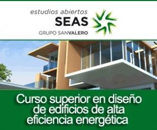 Curso superior en Diseño de Edificios de Alta Eficiencia Energética