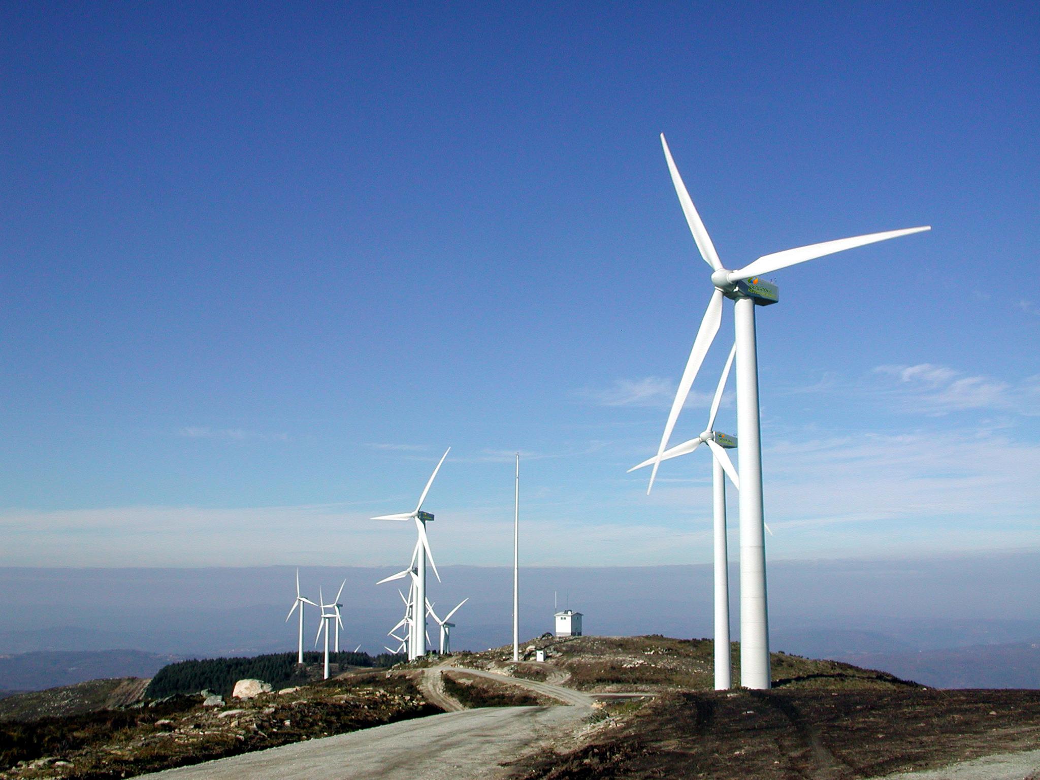 Las renovables aportaron el 75% de la electricidad en España el día 6 de enero