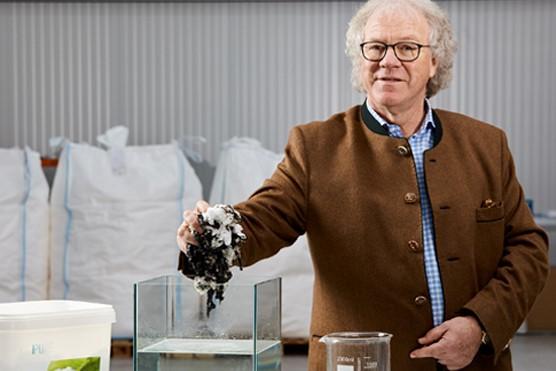 Innovador algodón que podría solucionar los derrames de petróleo