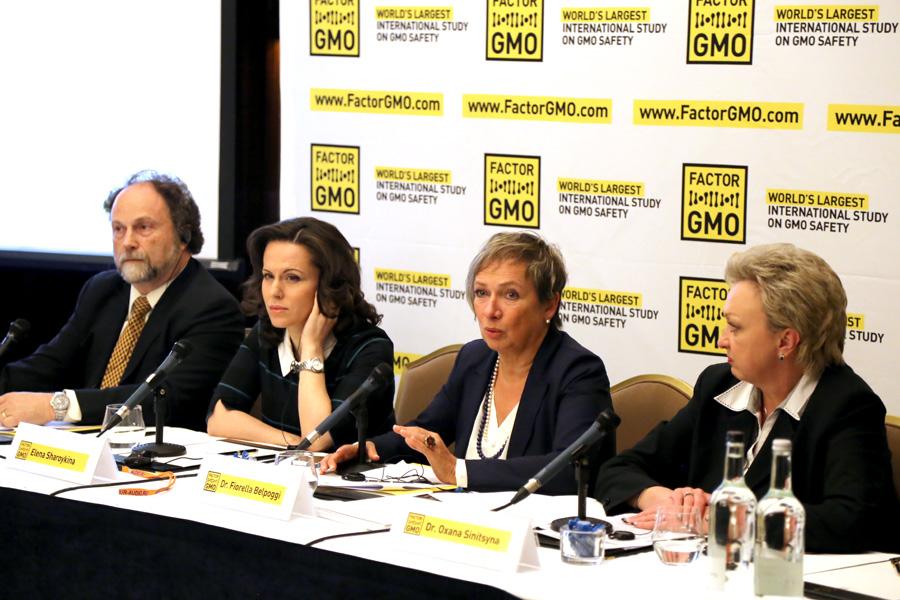 Lanzamiento en Londres de un estudio sobre la seguridad de un OMG y plaguicida con presupuesto de 25 millones de dólares
