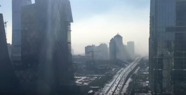 China crea una policia para luchar contra la polución y los delitos ambientales