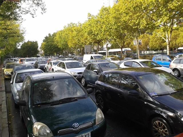 El 83% de los españoles está a favor de las restricciones en el tráfico para frenar la contaminación y las emisiones