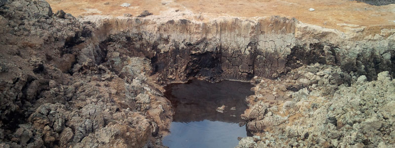 Científicos mexicanos remedian suelos contaminados con calor