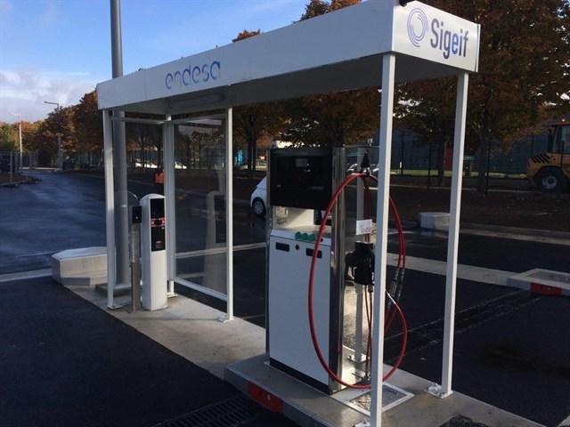 Endesa lanza su segunda gasinera en Francia