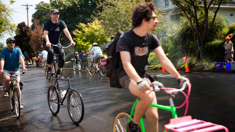 Estas son las ciudades donde más se usa la bicicleta en EEUU
