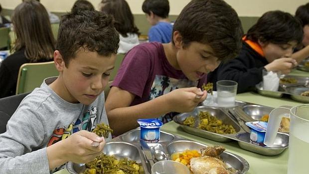 la normativa sobre comedores escolares en espa a perjudica