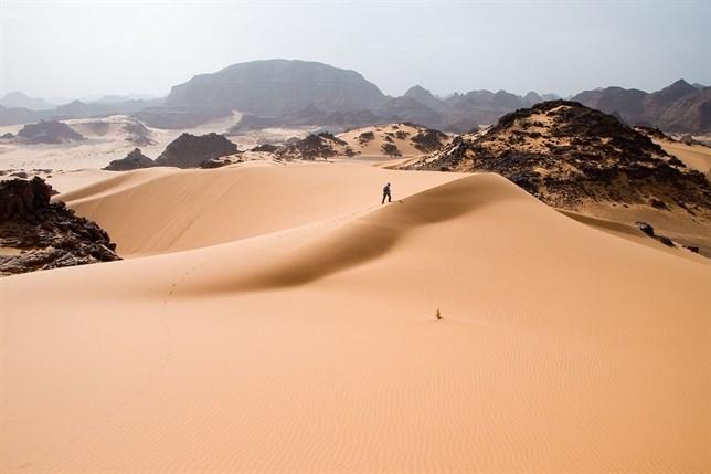 Una sequía de mil años despobló y acabó con el Sáhara verde