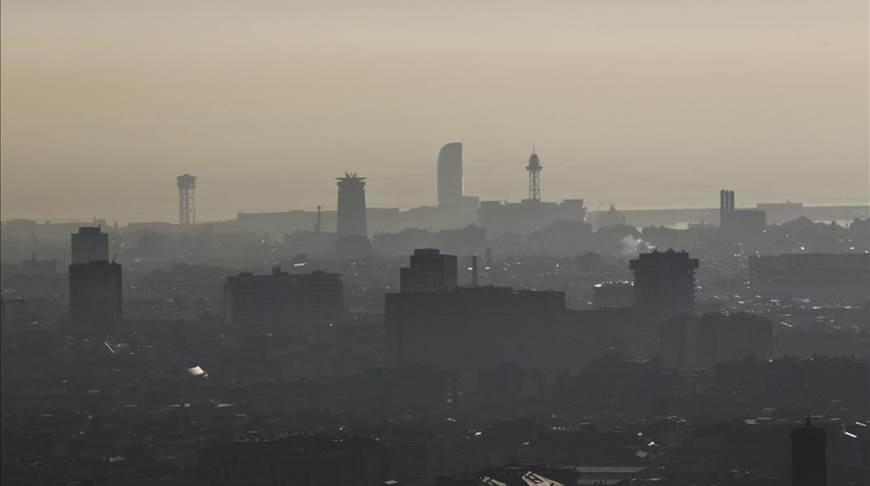 Restricción del tráfico en los accesos al área metropolitana de Barcelona durante los episodios de contaminación
