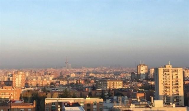 Al año mueren por la contaminación en España 2.683 personas