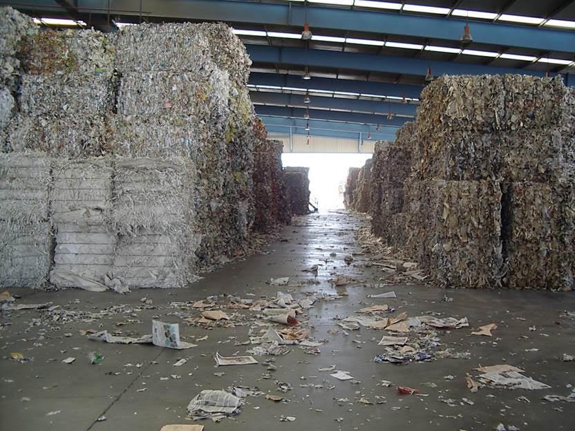 El reciclaje de papel alcanzará los 4,78 millones de toneladas en 2017