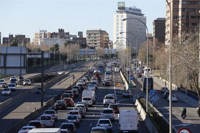 El Plan A de Calidad del Aire de Madrid sale a información pública un mes con medidas como la reducción de velocidad en la M-30