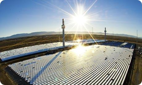 Murcia. Convenio para la puesta en marcha de una planta solar fotovoltaica y otra de biomasa en la Región