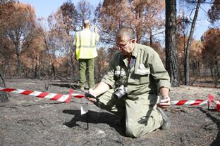 Andalucía. Renovado el material de los agentes medioambientales para la investigación de incendios forestales