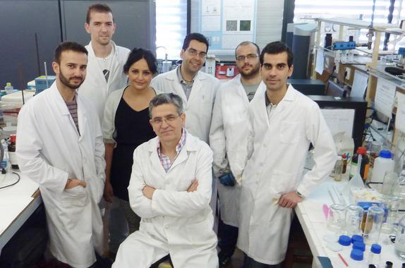 Bioplásticos a partir de residuos del cangrejo rojo del Guadalquivir