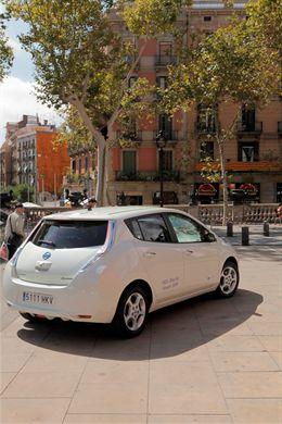 328 matriculaciones de coches eléctricos hasta junio