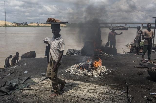 La contaminación mata a millones de niños