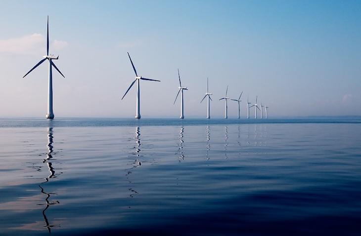 Parte de la eólica offshore del Reino Unido será española