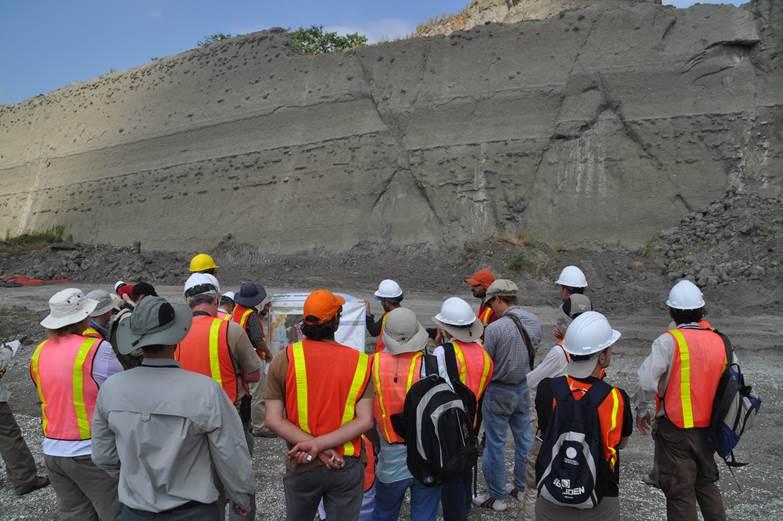 Los geólogos piden al Gobierno que preserve toda la información geológica nacional