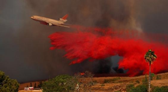 California: Los incendios ya dejan 17 muertos y 46 mil hectáreas arrasadas