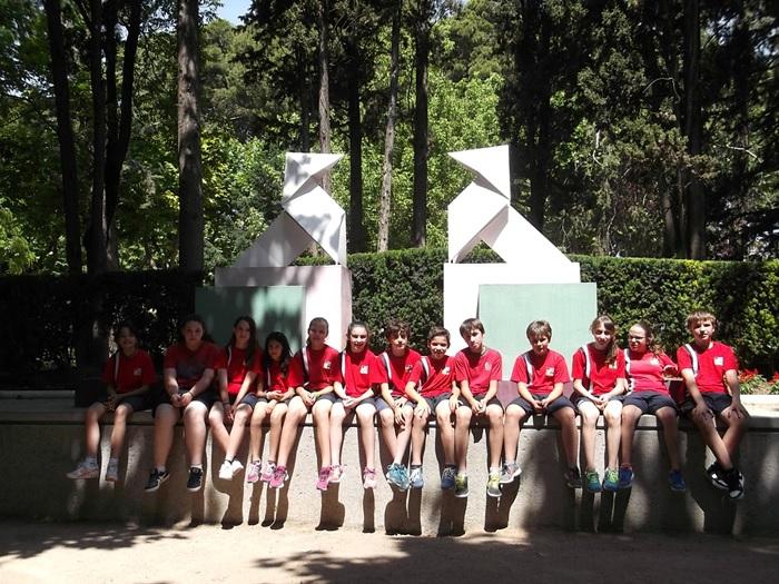 'Vivir los parques', una iniciativa para conservar parques y jardines