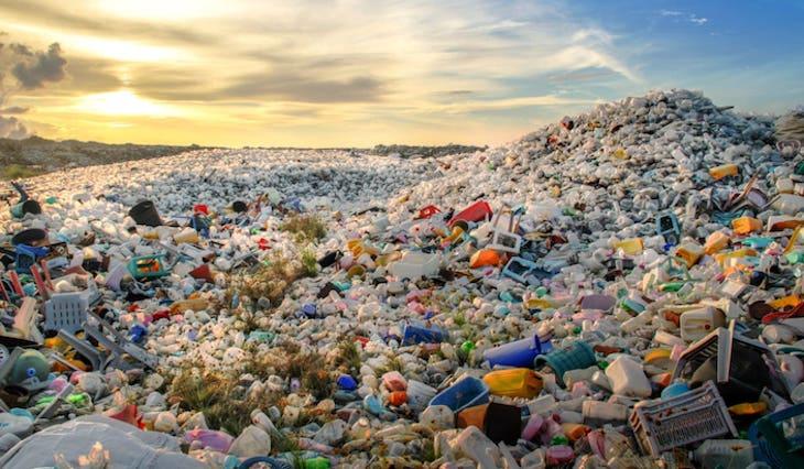 Bien por el biogás, mal por la basura