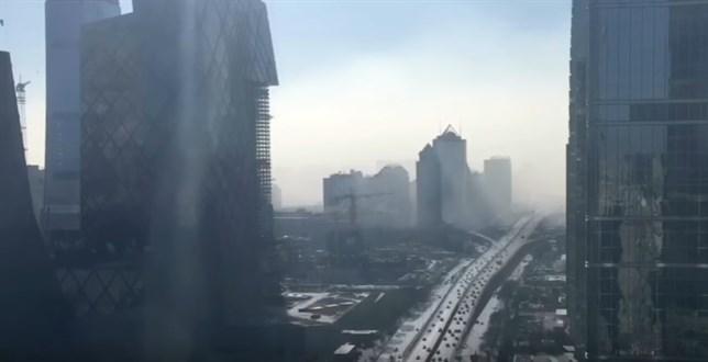 Pekín 'el paraíso del CO2' (Mira el VIDEO)